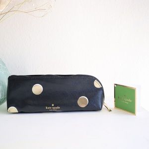 NWT Kate Spade New York polka dots pencil